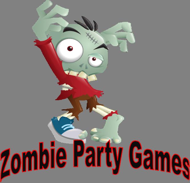 Zombie Apocalypse Party Games