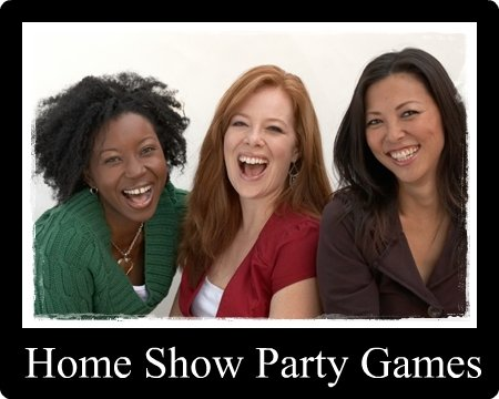 direct sales home party games for consultants