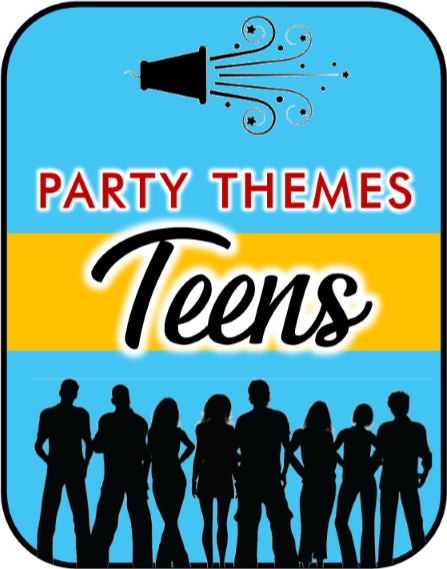 party themes for teens tweens