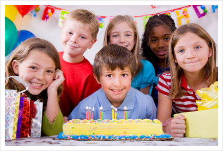 Birthday Party Games for Kids! Original, fun kids party games!