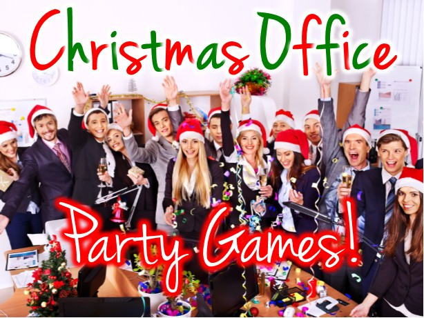 funny christmas party games to be perfect for your office party - Christmas Office Party Games