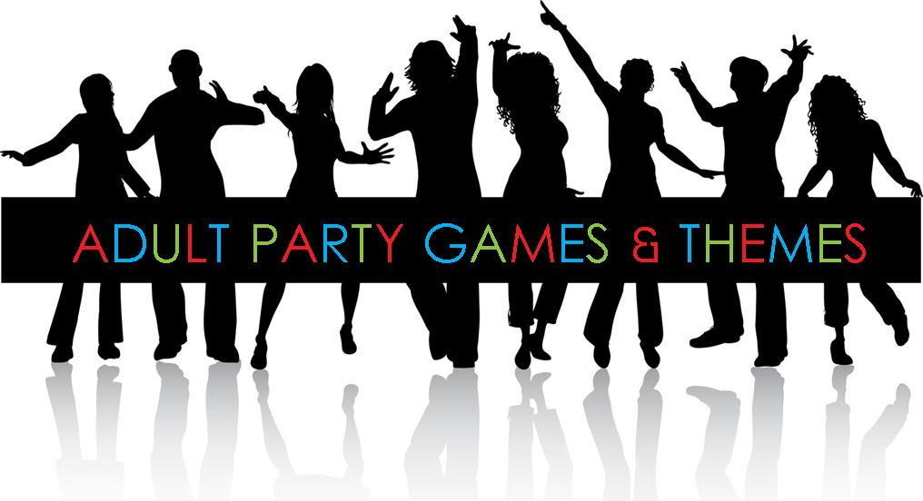 Adult party game photos