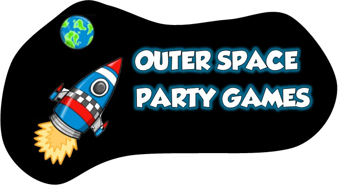 Outer Space Games For Your Child's Birthday Party