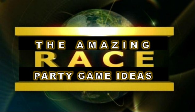 amazing race party ideas