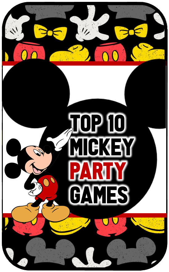 Personalised Photo MICKEY MOUSE MINNIE MOUSE Birthday Invitations Magnets Card