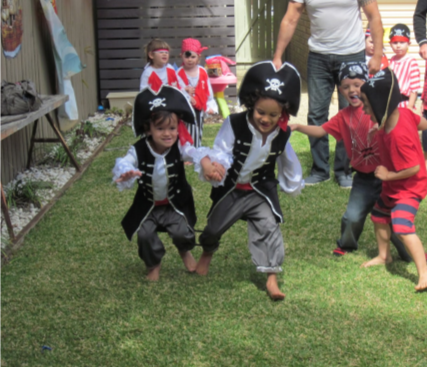 Top pirate party games and pirate party ideas for your