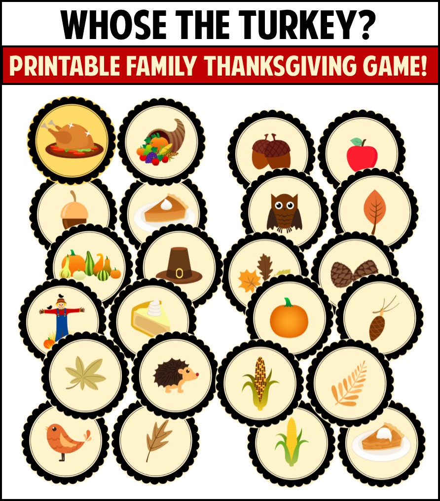 State affairs Thanksgiving entertaining ideas adults talented