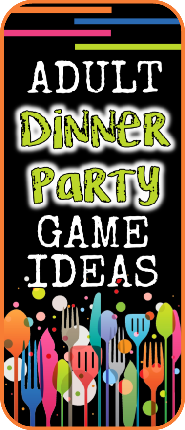 picture relating to Free Printable Women's Party Games named Greatest Grownup Supper Occasion Online games in direction of Liven Up Your Following Supper Celebration!