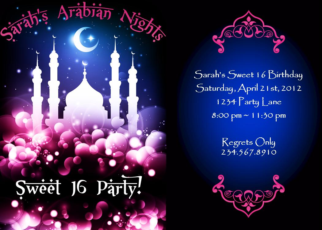 Arabian Nights Theme Party Ideas   Car Interior Design