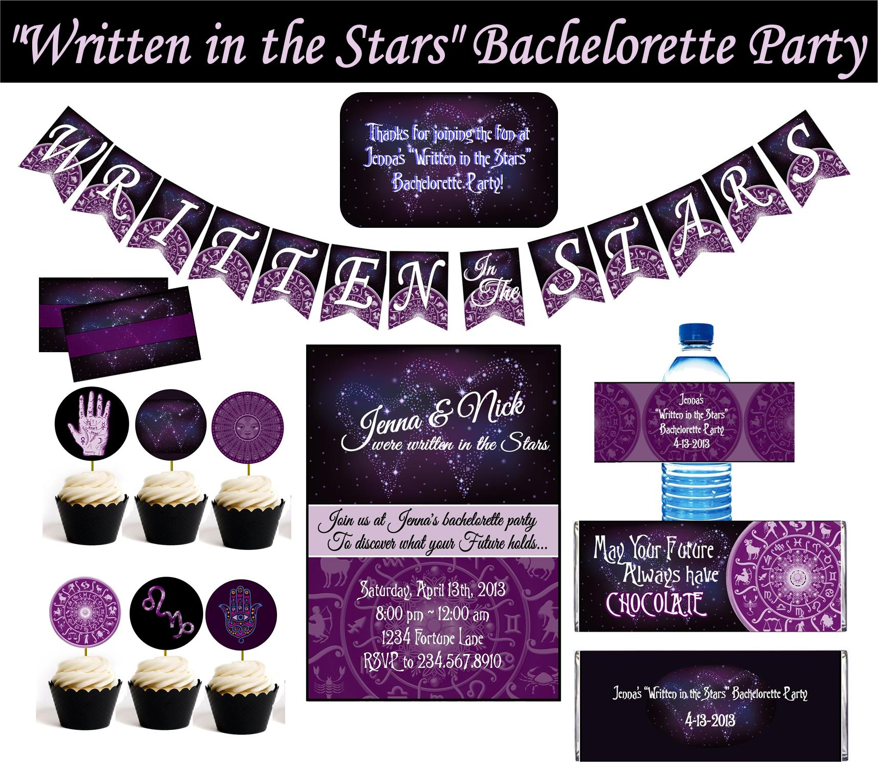 Fortune Teller Bachelorette Party Ideas And Printables
