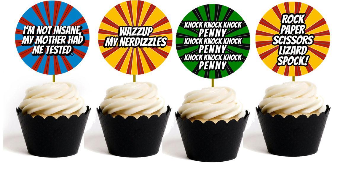 Top Big Bang Theory Party Ideas – Big Bang Theory Birthday Card