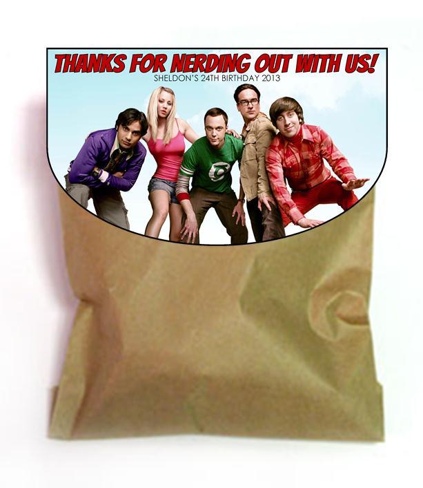 Leave Big Bang Theory ...