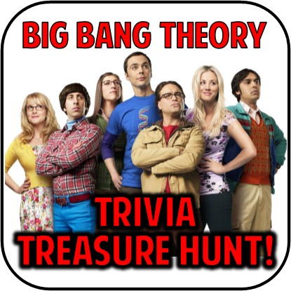 big bang theory games played