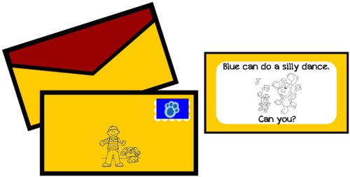 blues clues invitations and printables