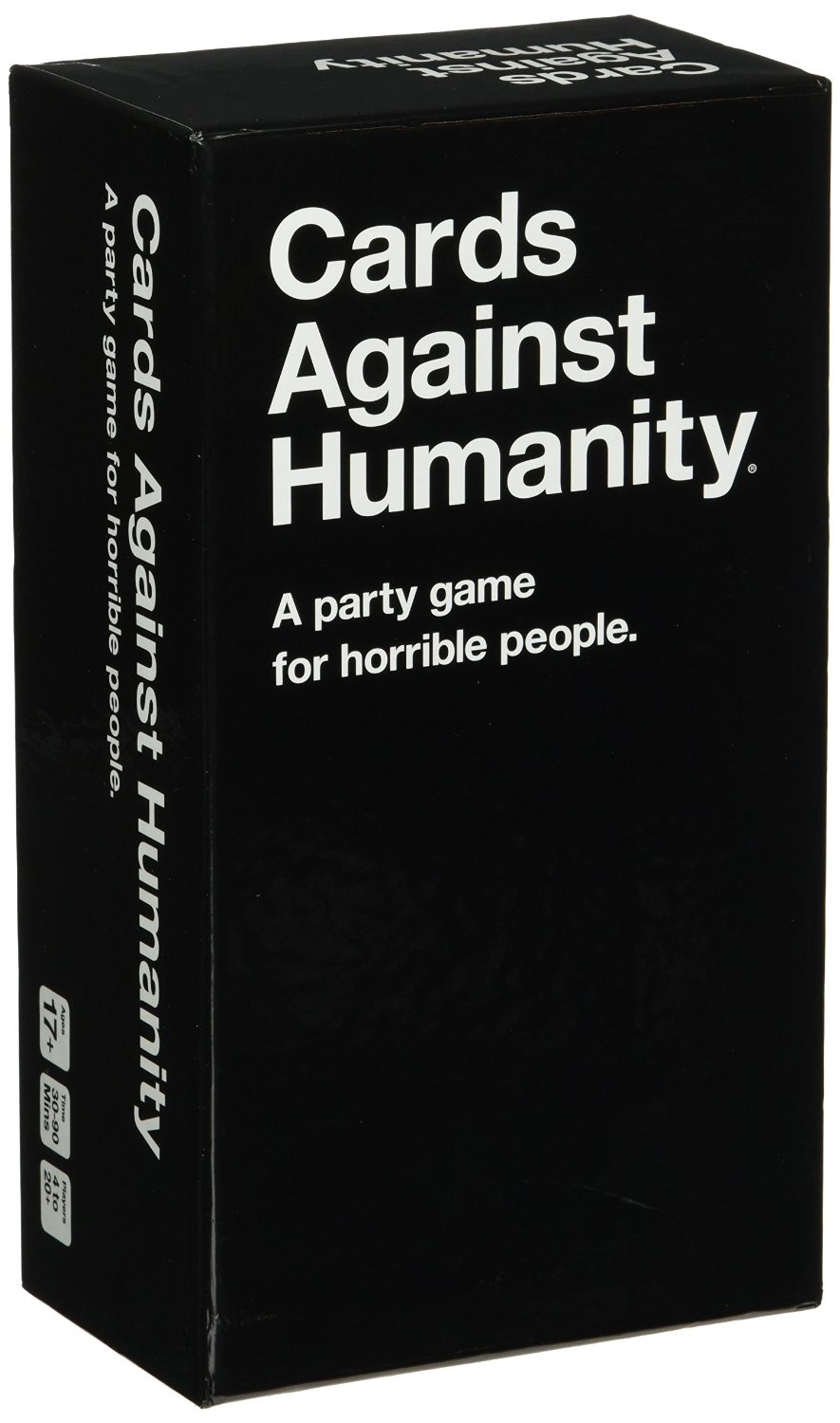 top card and board games for adults rated naughty to nice