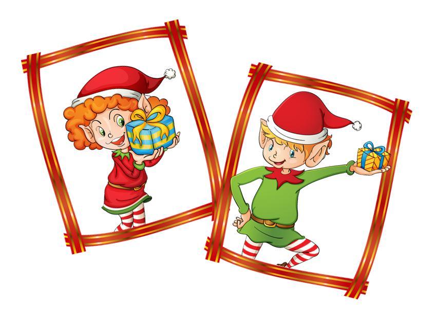 Christmas Scavenger Hunt Ideas