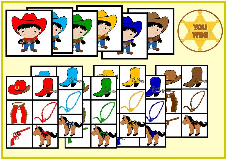 Top Cowboy Party Games For Your Rootin Tootin Cowboy Birthday Party