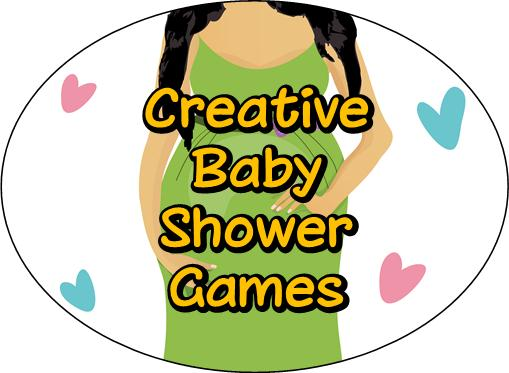 baby shower creativity games