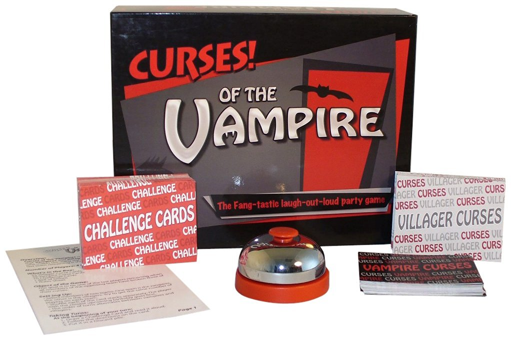 Fang-tastic Vampire party theme ideas and games!