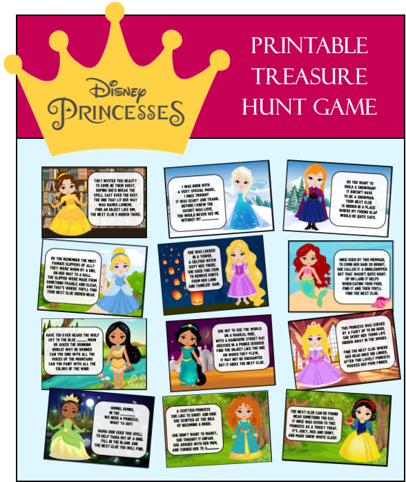 Top Princess party games for an