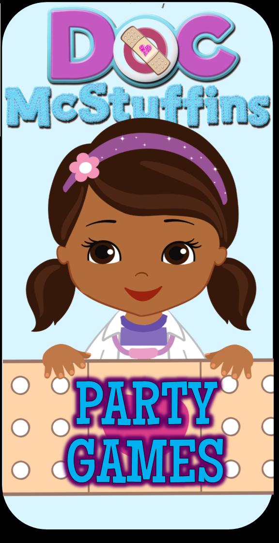 Top Doc McStuffins Party Games And Ideas - Doc games