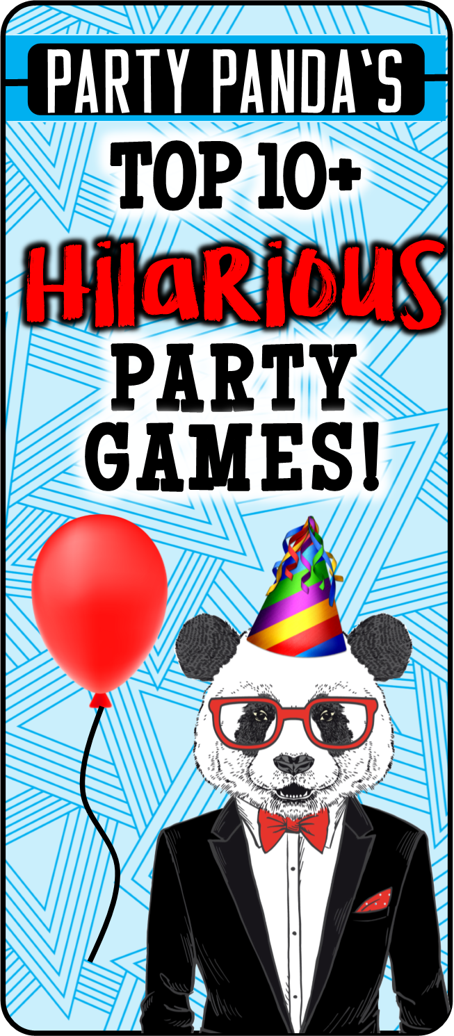 Top 10 games to play at a birthday party