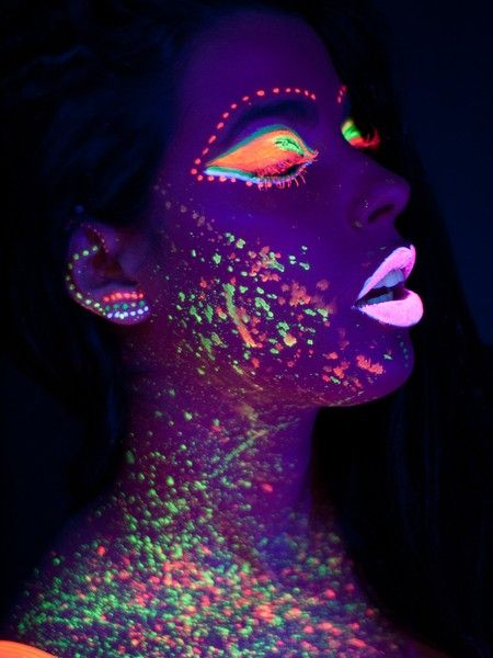 Awesome Glow Party Ideas And Neon Games