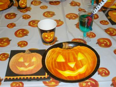 Halloween Theme Party Ideas.Halloween Themed Birthday Party