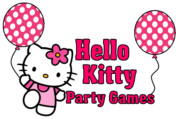 Diy Hello Kitty Party Games
