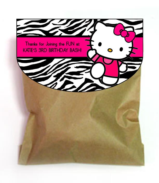 Printable O Kitty Party Supplies