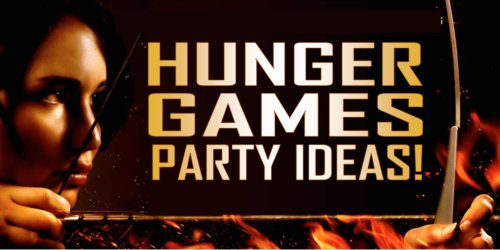 & Hunger Games Party Ideas and Games