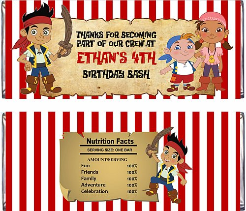 Jake and the neverland pirates party games invitations and more this swashbuckling printables party filmwisefo