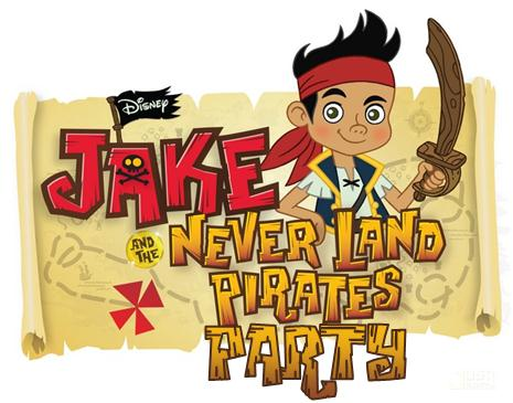 jake and the neverland party games and invitations
