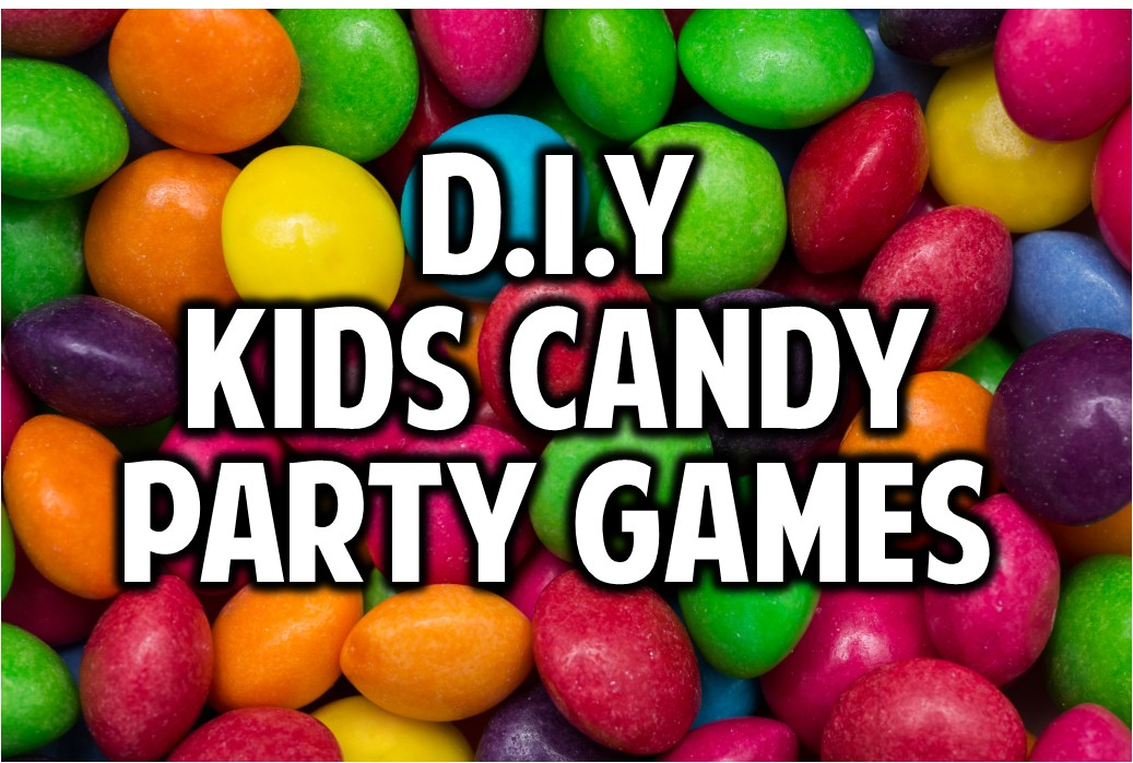 Free Dinner Party Games Ideas Part - 28: Candy Party Games