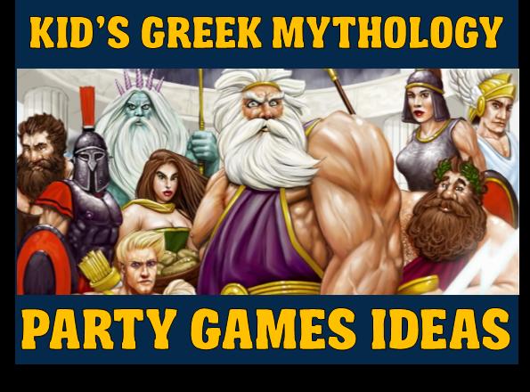 Greek God Game