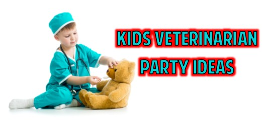 Kids Veterinarian Party Ideas