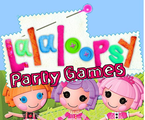 lalaloopsy party games lalaloopsy doll craft