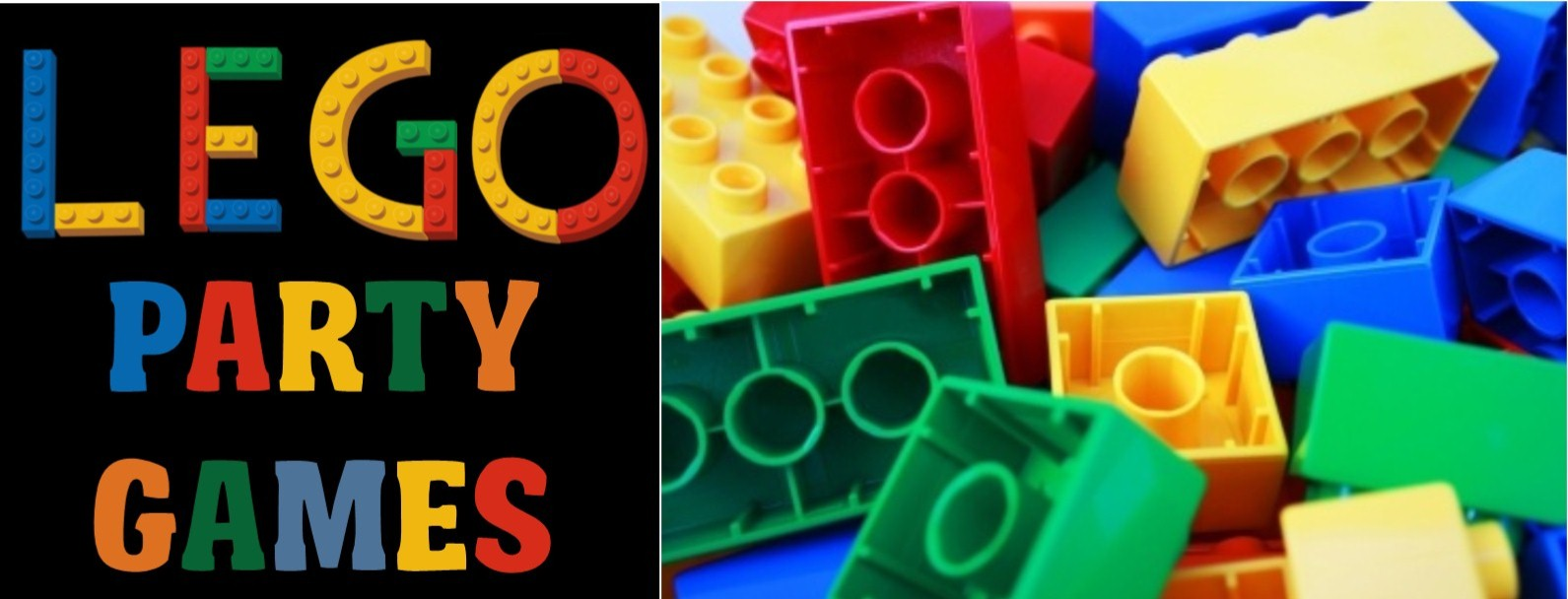 fun lego birthday party theme games