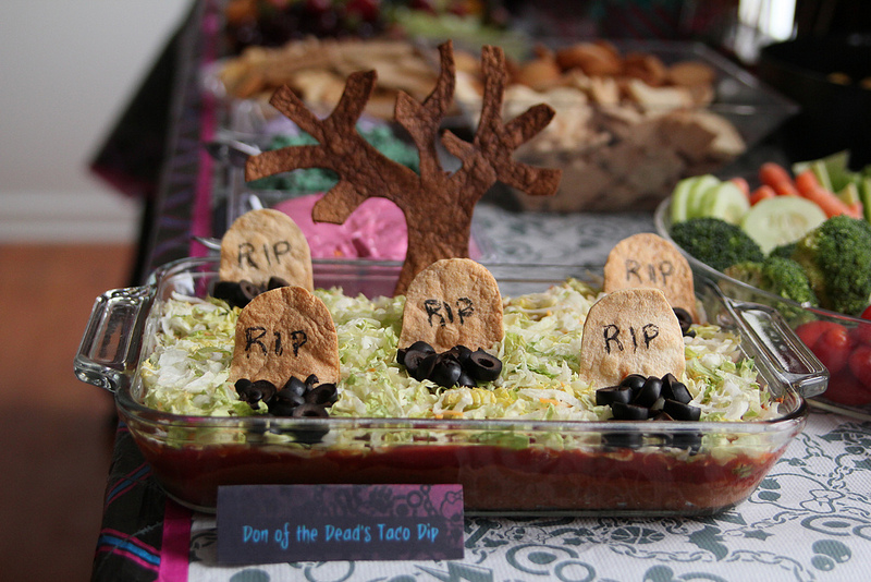Halloween Themed Birthday Party Food Ideas.Awesome Monster High Party Games Diy And Printables
