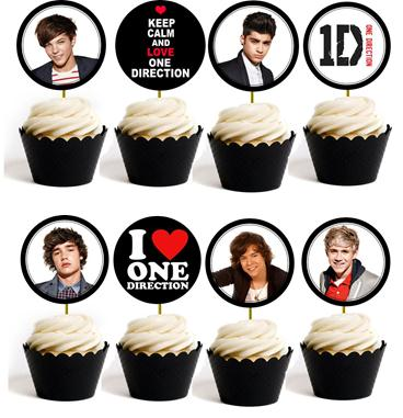 Top One Direction Party Games Ideas And Personalized Party Supplies
