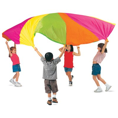 Birthday Party Games For Toddlers 2 And 3 Year Old Activities Parachute Fun