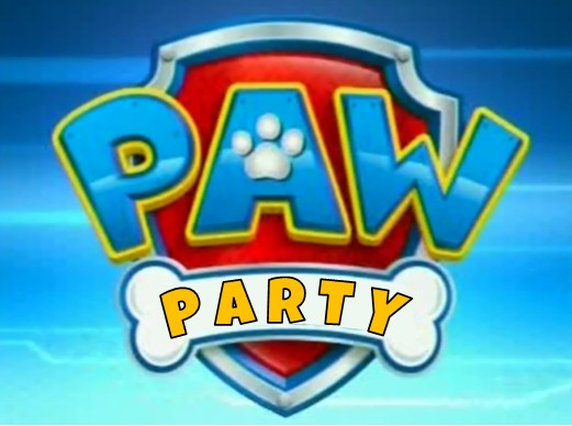 This is an image of Paw Patrol Logo Printable with regard to logo patch