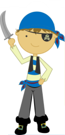 Top pirate party games and pirate party ideas for your little ...