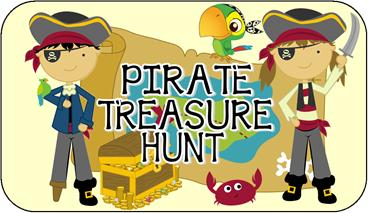 Simply Print Out The Clues Hide Pieces And Let Hunt Commence This Pirate Scavenger Challenges Kids Without Being Compeive