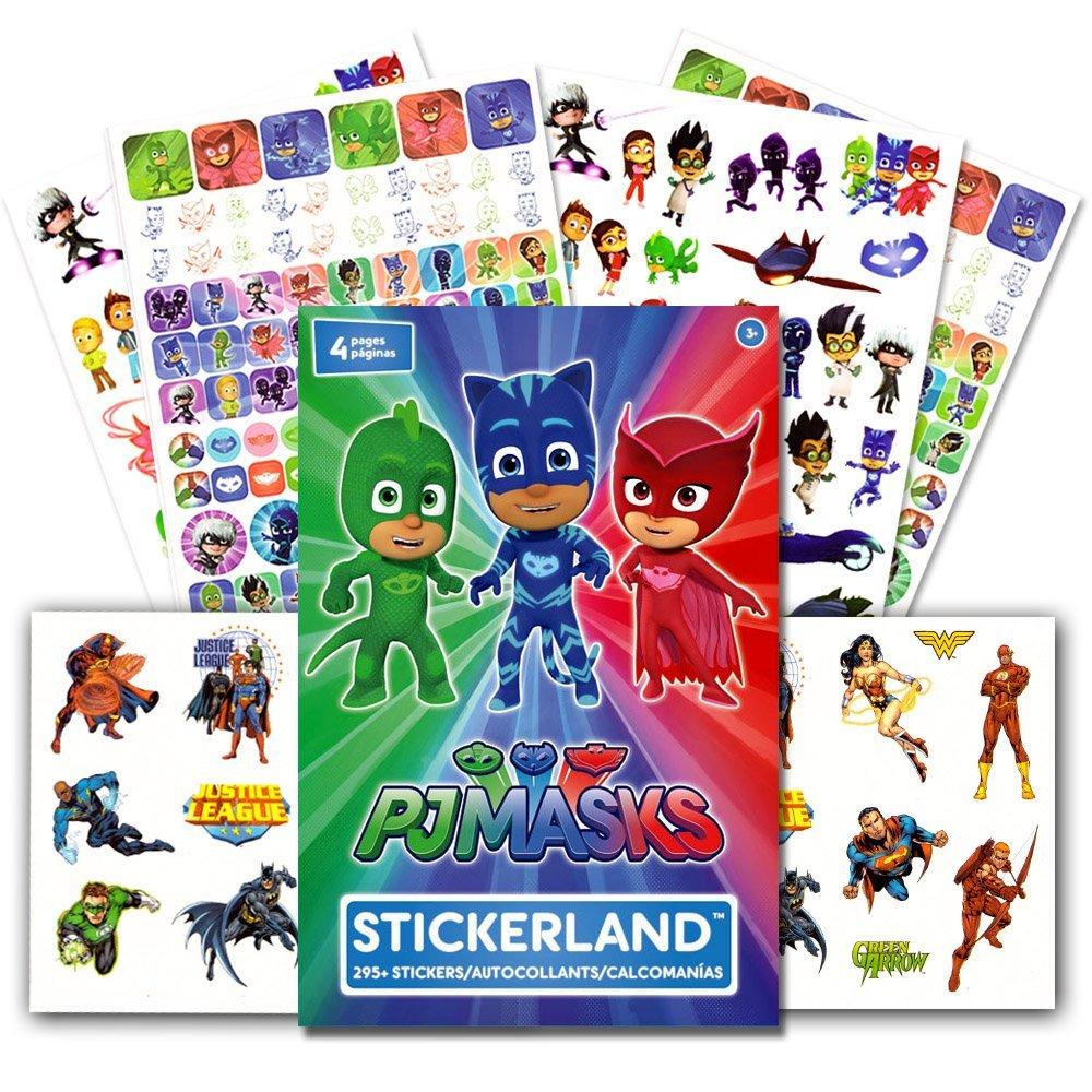Favorite PJ Masks Party Games