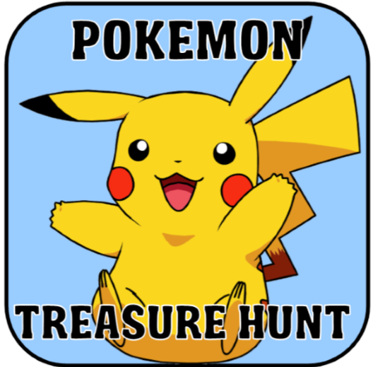 graphic regarding Printable Pokemon Party Games known as Printable Treasure Hunt Riddles, Clues, and Video games!