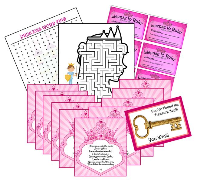 Top Princess Party Games For An Enchanted Girl S Birthday