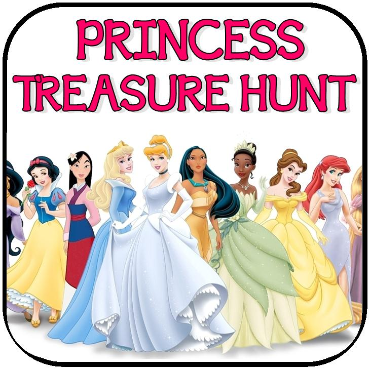 princess hunt - Free Disney Games For 4 Year Olds