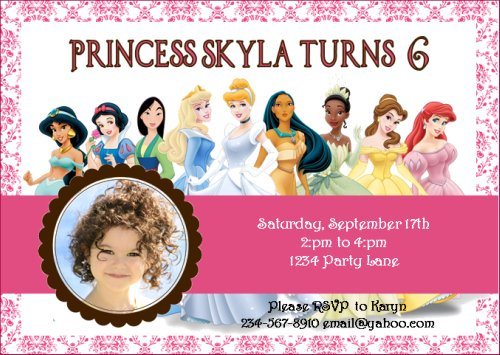 disney birthday invitations free Baskanidaico