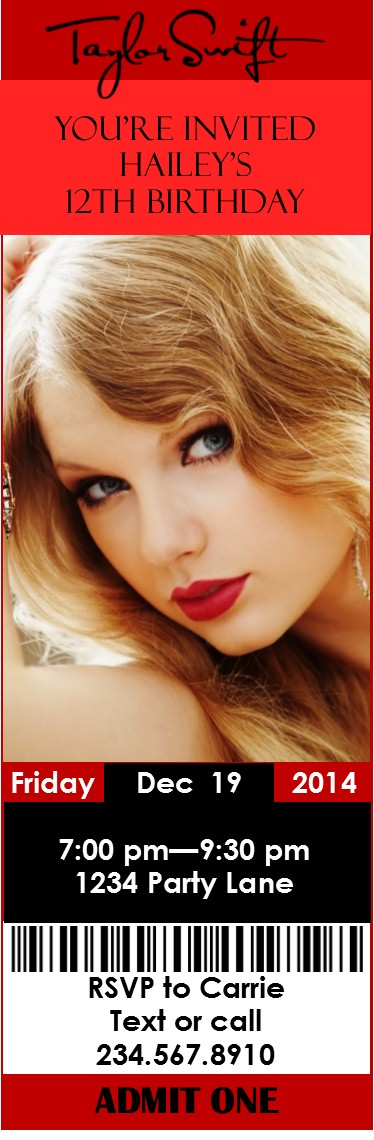 Diy taylor swift party games printables see more teen themes filmwisefo Image collections